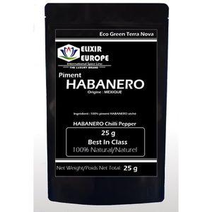 EPICE - HERBE Piment Habanero 25 g
