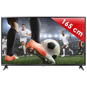 Téléviseur LED TV LED plus de 52 pouces LG - 65UJ670 V - 165 cm -