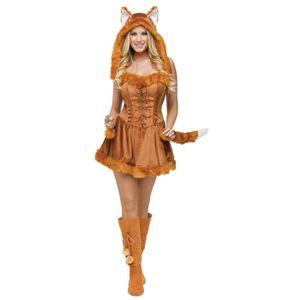 DÉGUISEMENT - PANOPLIE Costume de Renarde des Bois...