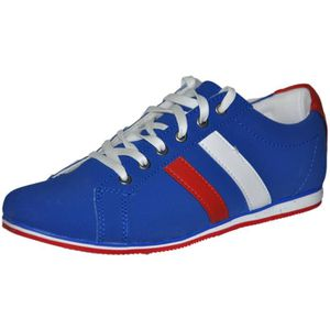 BASKET Chaussures sneakers basses Bleu