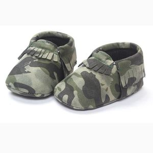BALLERINE bébé chaussures glands berceau de paillettes tout-