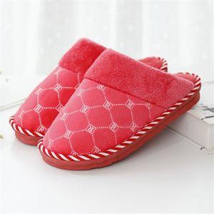 chaussures femmes hiver fourrées pantoufles hiver fantaisie Chaud Confortable léger version chausson femme mai dssx363violet40 Ntbqjt