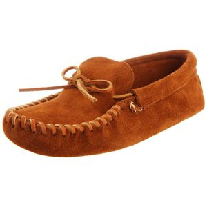 MOCASSIN Cuir lacé Softsole Moccasin BNSBQ Taille-39