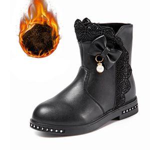 BOTTINE Bottine Enfant Fille Chaussures de Princesse Boots