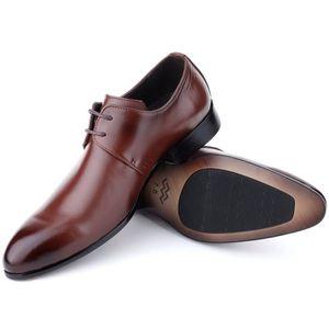 DERBY Mio Marino Chaussures Hommes, Chaussures Oxford, R