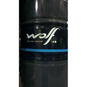 HUILE MOTEUR Bidon 205 litres d'huile 5W30 Wolf 8319372