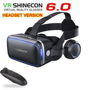 LUNETTES 3D Original VR Shinecon 6.0 Casque Version Lunettes d