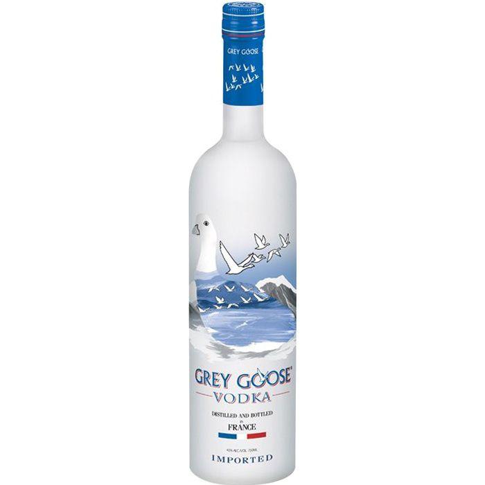 Grey Goose - Vodka - 70cl - 40° - Achat / Vente vodka Grey ...