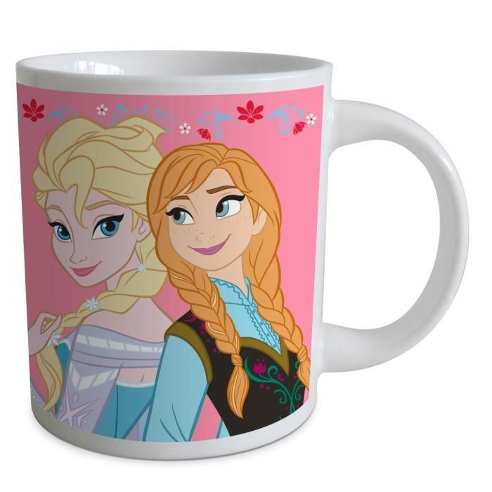 LA REINE DES NEIGES Mug 23,7Cl Cadeau