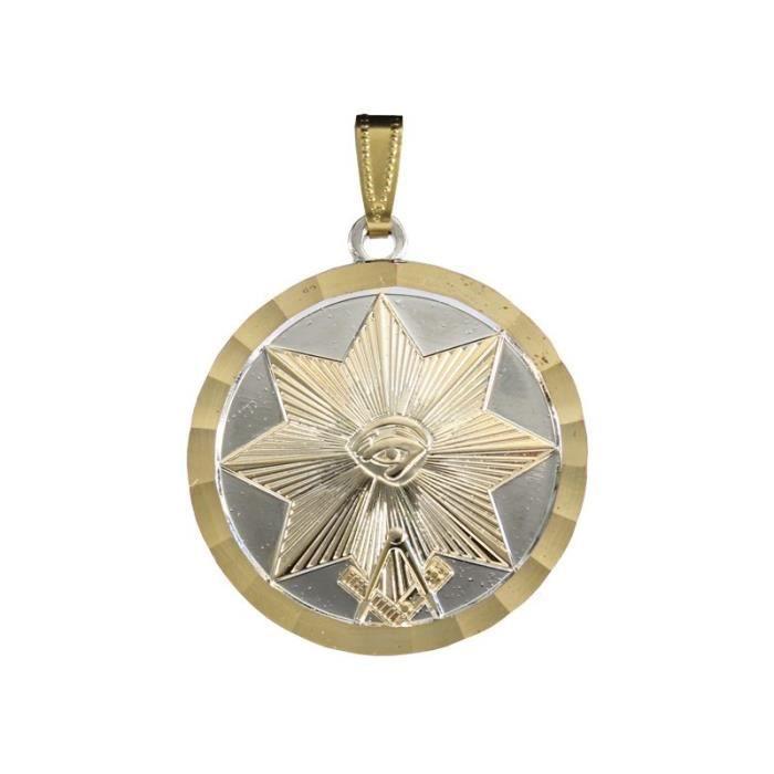 Médaille de la Sagesse Universelle CUIVRÉ /ARGENTÉ /DORÉ
