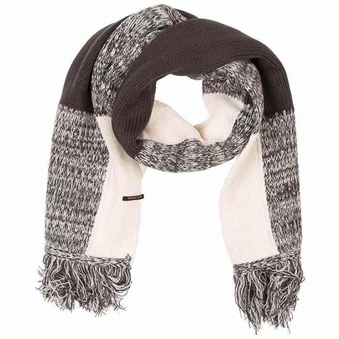 Vêtements femme Echarpes Billabong Wild Cold - Achat   Vente echarpe ... 18ba088353f
