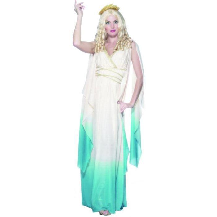 Robe de princesse grecque adulte achat vente d guisement panoplie cdiscount - Robe princesse disney adulte ...