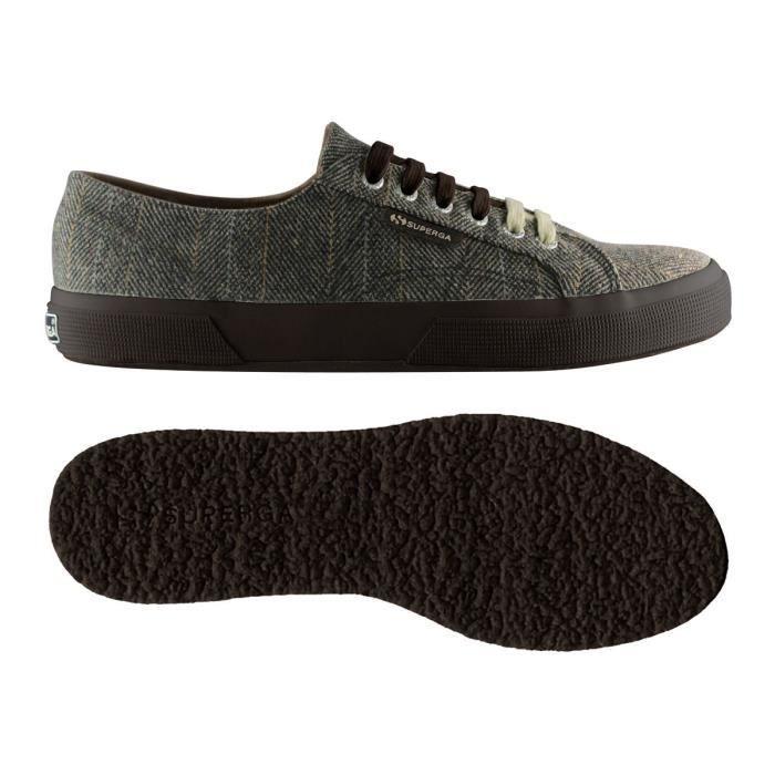 Chaussures 2750-FABRIC HERRINGBONEM pour homme, style classique, couleur unie