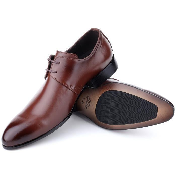 8591e944f29 DERBY Mio Marino Chaussures Hommes