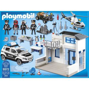playmobil city action achat vente pas cher soldes d s le 10 janvier cdiscount. Black Bedroom Furniture Sets. Home Design Ideas