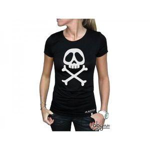 T-SHIRT T-Shirt - Albator - Emblème Modèle Femme Taille S a2aae8ed9ea0