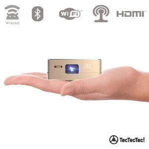 RÉTROPROJECTEUR [Nouveau] Mini Projecteur WiFi VPRO1 - Pico Videop