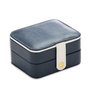 BOITE A BIJOUX Boîte à bijoux de voyage portable multicouche