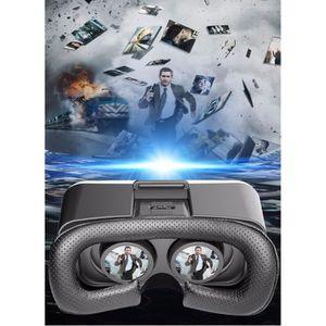LUNETTES 3D NOVA Réalité Virtuelle Mobile VR 3D Lunettes Vidéo
