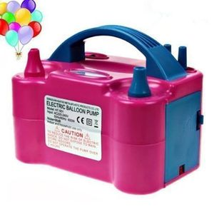 BALLON DÉCORATIF  600w gonfleur électrique ballon électrique pompe d