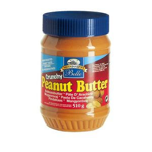 PÂTE À TARTINER MISSISSIPI BELLE Beurre de Cacahuètes Crunchy - 51