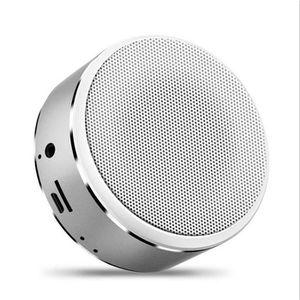 ENCEINTE NOMADE Enceinte portable sans fil Bluetooth -   argent