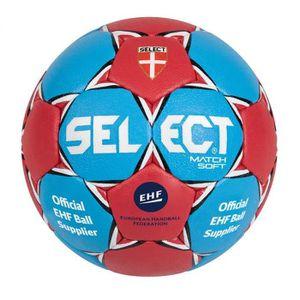 BALLON DE HANDBALL Ballon Select Match Soft-Taille 1