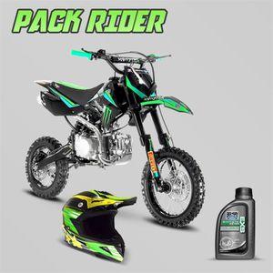 MOTO Pack Rider - Dirt bike SX 150cc 12/14 Monster + Ca