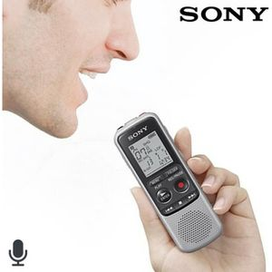 DICTAPHONE - MAGNETO. Dictaphone Numérique Sony ICDBX140