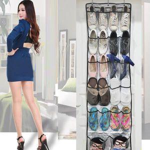 SAC À CHAUSSURES TEMPSA Sac Rangement de Chaussures 22 Poches Suspe