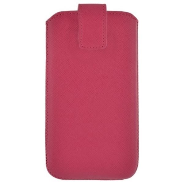 BIGBEN Pouch Up universel taille L - Rose