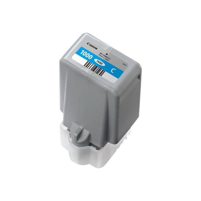 CANON Réservoir d'encre PFI-1000 - Cyan