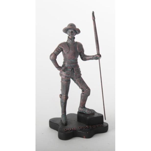 Statuette - figurine Don Quichotte - 13 cm - Achat / Vente statue ...