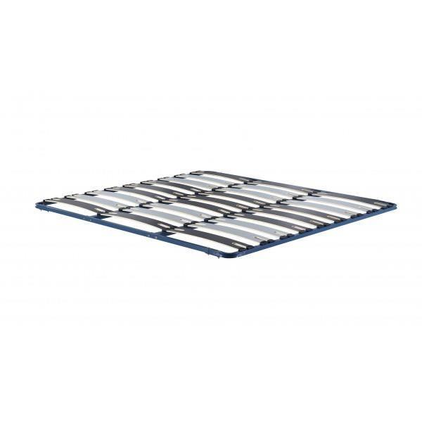 Litflex Sommier A Lattes Larges Gris 160 X 200 Cm Conforeva