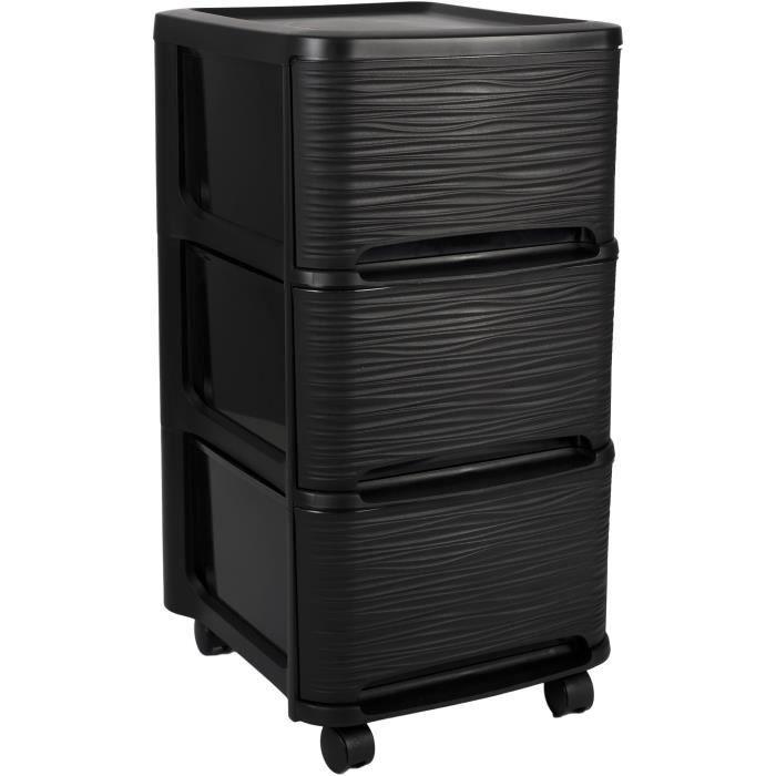 rangement plastique tiroirs achat vente pas cher. Black Bedroom Furniture Sets. Home Design Ideas