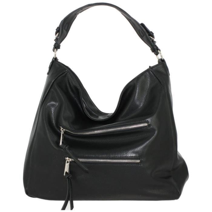 sac a main severine accessoires georges rech 3010-gr48 Noir