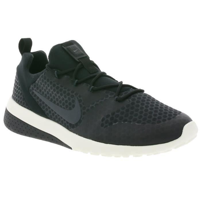 NIKE CK Racer Sneaker Homme Noir 916780 005 Noir Noir - Achat / Vente basket  - Soldes* dès le 27 juin ! Cdiscount