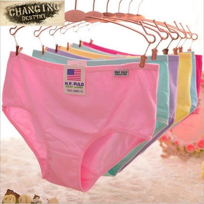 Xl Underpants Femme vêtements Bonbons Culottes Chaude Vente Respirant Filles Sous Sexy Lady Coton Couleur Femmes Panty Corsaire RnqZxw7I