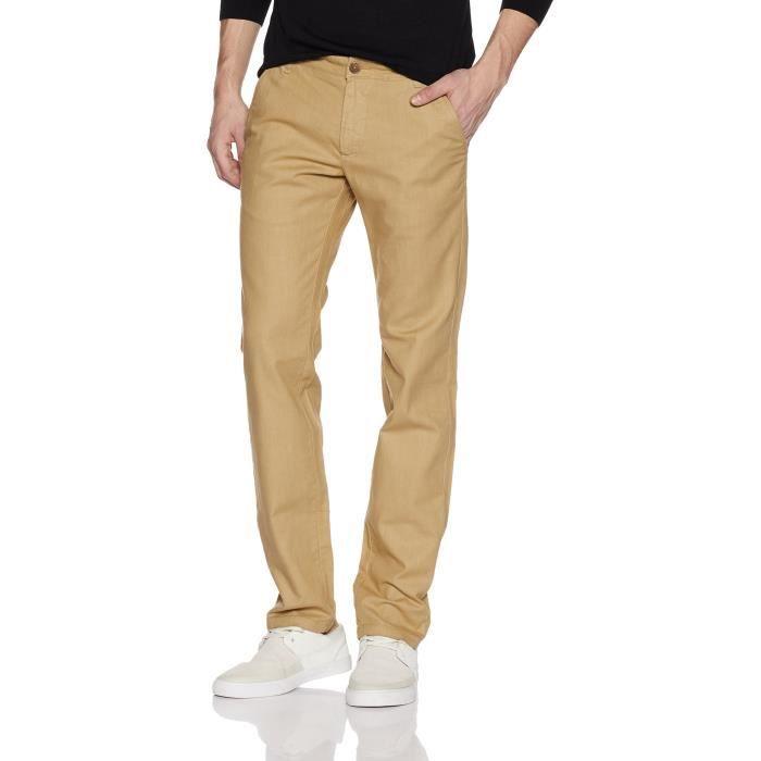 Slim Fit pantalons de sport d homme Y3VUK Taille-32 Noir Noir ... 63243ae9a3c