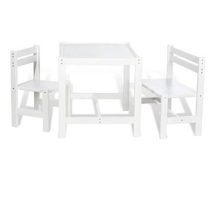 Chaise Enfant Banc Et Table Pour Timo