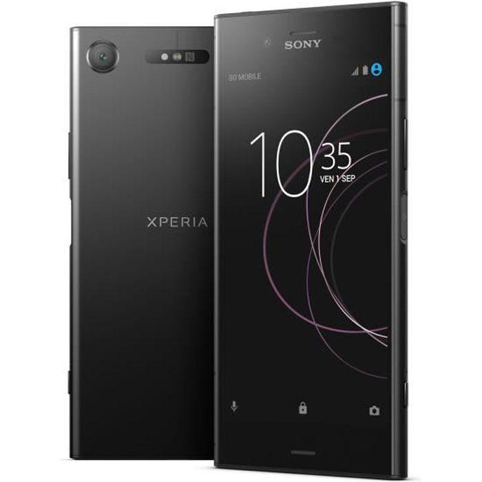SMARTPHONE SONY Xperia XZ1 Dual Sim Noir