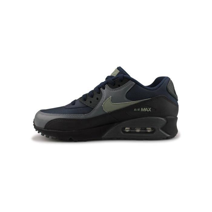 Basket Nike Air Max 90 Essential Bleu 537384-426
