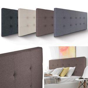 tete de lit avec rangement achat vente tete de lit. Black Bedroom Furniture Sets. Home Design Ideas