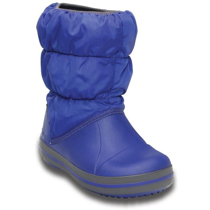 Crocs Winter Puff - Bottes - bleu tfvmVytnj