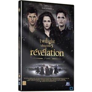 DVD FILM DVD Twilight chapitre 5 : révélation, 2ème partie