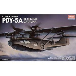 AVION - HÉLICO PBY-5A BLACK CAT