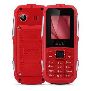 SMARTPHONE E&L K6900 Tri-proof IP68 Téléphone Etanche Antipou