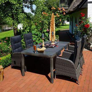 Salon de jardin table haute - Achat / Vente pas cher -
