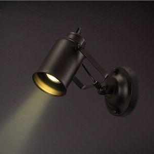 APPLIQUE  Applique Murale Rétro Pays Loft Style LED lampes I