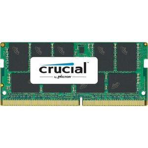 MÉMOIRE RAM Mémoire PC portable Crucial SO-DIMM 16Go DDR4 ECC